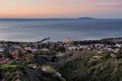 Ventura View from Hillside Above Kalorama