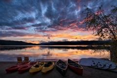McCall Lake, Idaho