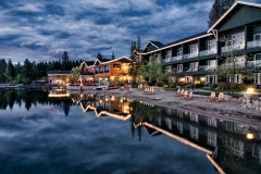 Shore Lodge, McCall, Idaho