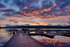 McCall, Idaho Marina